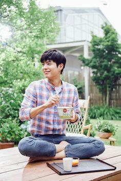 Asian Celebrities, Celebs, Lee Young, Bo Gum, Prince Charming, Kyungsoo, Korean Actors, Fashion Pants, Actors & Actresses