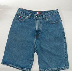 Tommy Hilfiger Boys Size 18 Denim Shorts #TommyHilfiger #Everyday