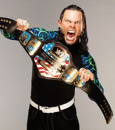 The official home of the latest WWE news, results and events. Get breaking news, photos, and video of your favorite WWE Superstars. Wwe Jeff Hardy, Wrestling Rules, Wrestling Wwe, Jeff Hardy Willow, The Hardy Boyz, Wwe Belts, Sports Today, Wrestling Superstars, Wwe Tna