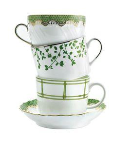 Martha Stewart - Teacups