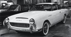 Francis Lombardi 1959 2100 Rocket