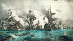 Batalla de Trafalgar - Batalla de Trafalgar -  Juan Vallejo