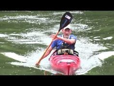 In This How To Paddle Series Mike Aronoff Kayaking Kayaking Tips Kayak For Beginners