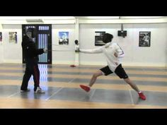 Epee Coaching Beat actions