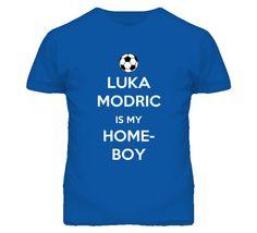 Luka Modric Croatia Mf Keep Calm Homeboy Football Soccer World Cup T Shirt #AlStyle #Unisex