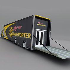 the hermit/ novas truck set up