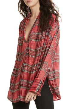 FREE PEOPLE FEARLESS LOVE BELL SLEEVE SHIRT. #freepeople #cloth #