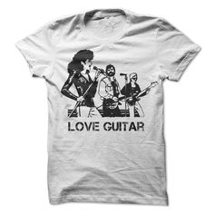 LOVE GUITAR, Order HERE ==> https://www.sunfrog.com/Music/LOVE-GUITAR-7275888-Guys.html?52686, Please tag & share with your friends who would love it , #superbowl #renegadelife #birthdaygifts