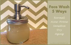 Homemade essential oils foaming face wash 5 ways for 5 skin types Essential Oils For Skin, Essential Oil Uses, Young Living Essential Oils, Schaum, Living Oils, Homemade Beauty Products, Diy Skin Care, Blog, Make Up