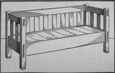 How To Make A Settee 161