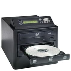 ZipSpin DVD/CD Disc Copier | http://www.stoneberry.com