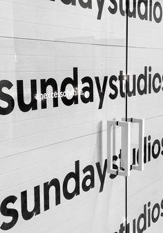 Sunday Studios allows you to rent uniquely designed spaces in the city of Montreal. Of Montreal, Location, Studios, Sunday, Spaces, Math, Domingo, Math Resources, Mathematics