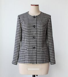 Panel jacket by Negitoros on Etsy