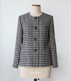 Panel jacket by Negitoros on Etsy
