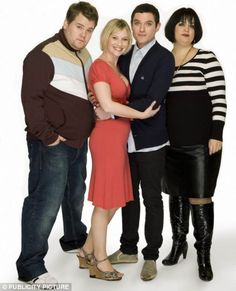 Gavin and Stacey--yet another amazing BBC show that will probably be ruined by American TV