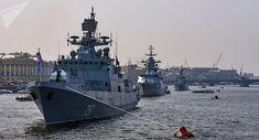 Noticia Final: Rússia envia fragata equipada com mísseis de cruze...