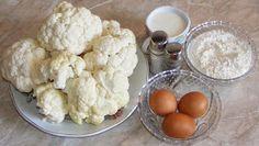 Conopida pane ingrediente Cauliflower, Vegetables, Food, Cauliflowers, Essen, Vegetable Recipes, Meals, Cucumber, Yemek