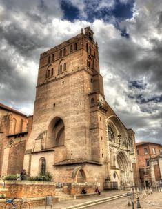 Cathédrale Saint-Étienne, France