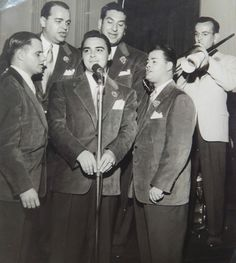 Ray Eberle & The Modernaires with Glenn Miller