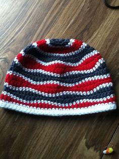Crochet hat brainwaves