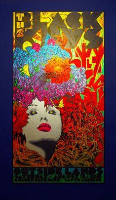 Chuck Sperry. Rock Posters.