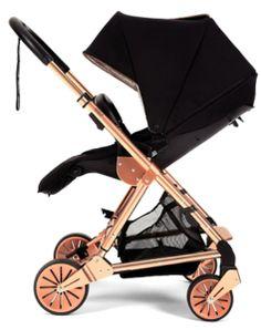 Mamas & Papas Urbo2 Stroller Review- Material & color