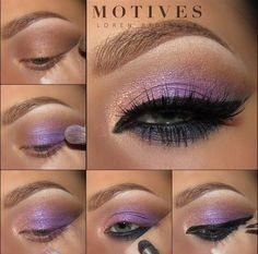Motives cosmetics.