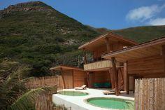 The Six Senses Spa at Six Senses Con Dao is a converted villa and includes a vichy shower.