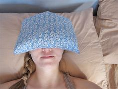 DIY Lavender Eye Pillows DIY Lavender Eye Pillow