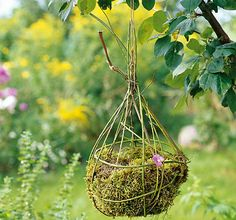 Selbst gemachtes Vogelhäuschen - Kreative Deko für Balkon und Garten 11 - [LIVING AT HOME]