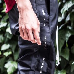 dp track pant //  available at venturer tokyo