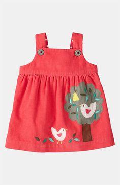 Mini Boden Appliqué Dress (Infant) available at #Nordstrom