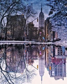 New York City Feelings - Reflections of New York City by @jsovs #NYC