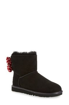UGG® Disney® 'Sweetie Bow' Boot (Women) available at #Nordstrom