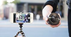 Increase Your SmartPhone Camera Power With Sony QX100 http://www.luluhypermarket.com/GoodLife/increase-your-smartphone-camera-power-with-sony-qx100-zzehdw255.html