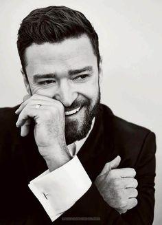 Justim Timberlake para The Hollywood Reporter por Miller Mobley