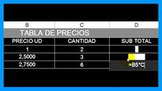Autocad - Crear tablas de datos en Autocad. Tutorial en español HD