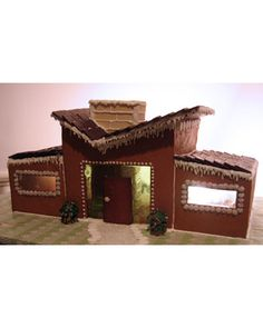 This Ginger-Ranch | Community Post: 25 Amazing Gingerbread Houses