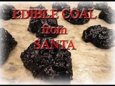 Fun Christmas Coal Saying  FREE Printable  Free printable Gag