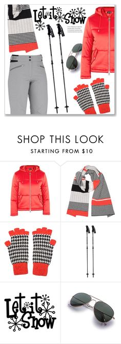 """Let It Snow"" by mmmartha ❤ liked on Polyvore featuring Topshop, Volant and Eider"