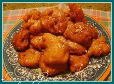 Living the Gourmet: Apple Fritters