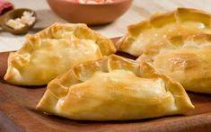 Cocina – Recetas y Consejos Lebanese Recipes, Mexican Food Recipes, Chilean Recipes, Dim Sum, Calzone, Stromboli, Quesadillas, Venezuelan Food, Empanadas Recipe