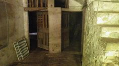 """This abandoned cellar was below my apartment in Perugia, Italy.  In other pics of this, there are thousands of """"orbs""""....dated from the year 800 AD"""