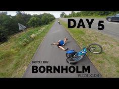 Bornholm rowerem z dziećmi - Dzień 5 - latarnia Dueodde, Bornholms Automobilmuseum, Aakirkeby - YouTube