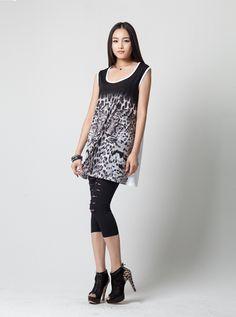 leggings at www.koreanfashionista.com