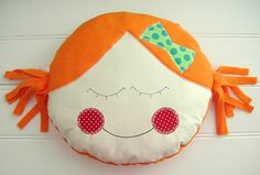$19  I think I'd sleep better with this sweet pillow :)