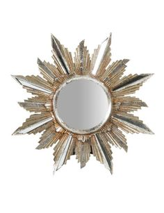 Espelho 28x2,5x29 cm Prata
