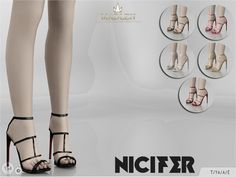 TSR : Madlen Nicifer Shoes.