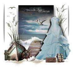 """Turquoise, mint, brown"" by melaniamar ❤ liked on Polyvore featuring Carolina Herrera, Giuseppe Zanotti and Valentino"