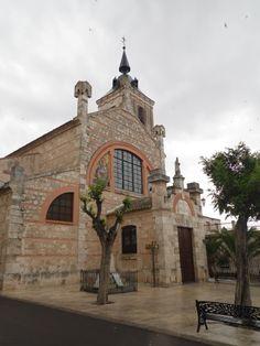 HUERTA DE VALDECARÁBANOS (TOLEDO) - Iglesia de San Nicolas de Bari.